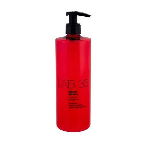 Kallos lab 35 signature hair maska do wosów rozpieszczająca 500 ml (5998889510800)