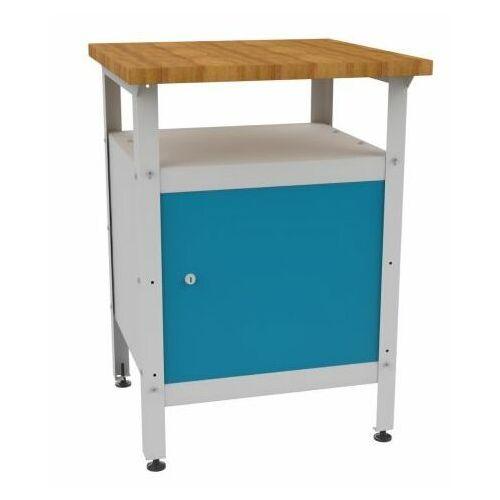 Metalowy stół warsztatowy roboczy stw113 600mm marki Malow