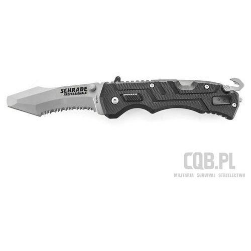Nóż ratunkowy Schrade Professionals MAGIC Silver SCH911