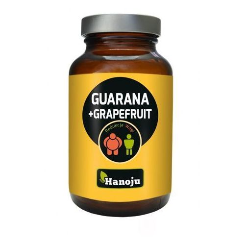 Kapsułki Grejpfrut + Guarana 450mg 60 kapsułek