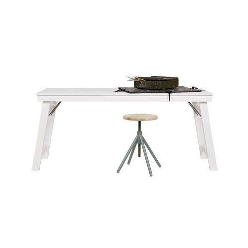 Woood biurko klap białe - woood 377606-w
