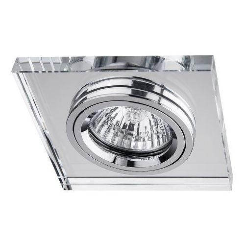 Lampa oprawa sufitowa downlight oczko Rabalux Spot Fashion 1x50W GU 5.3 chrom 1147, 1147