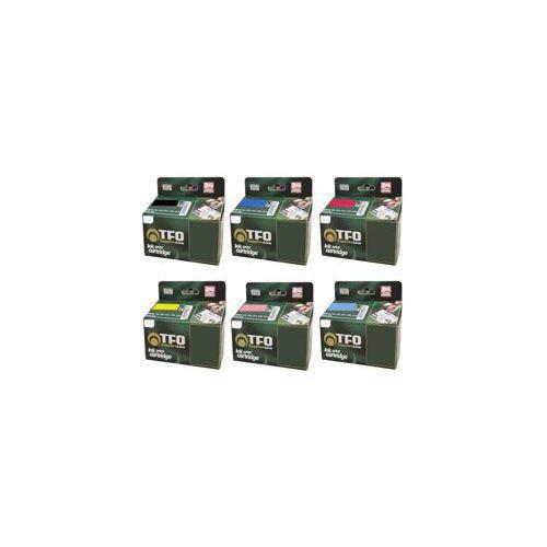 Komplet TFO Epson T0807 XL ( T0801 T0802 T0803 T0804 T0805 T0806) 83.5ml