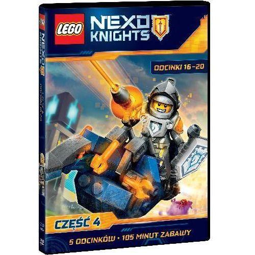 FILM LEGO® NEXO KNIGHTS CZĘŚĆ 4, GDLS61085
