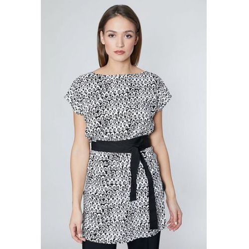 Click fashion Tunika model natal 10479 black