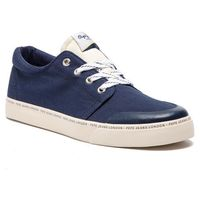 Sneakersy PEPE JEANS - Traveller Basic Man PMS30541 Navy 595