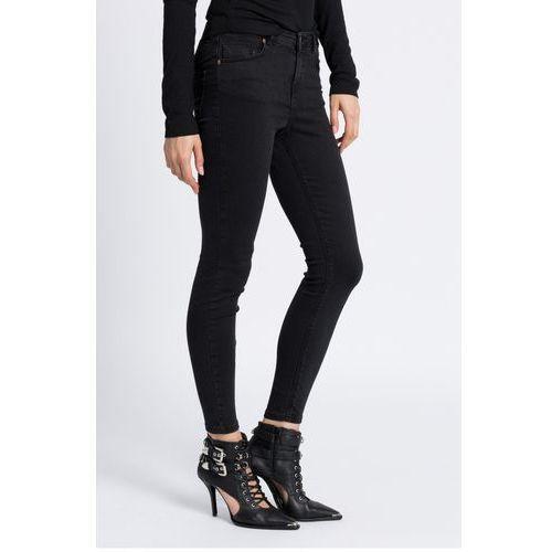 Review  - jeansy minnie skinny black washed hw