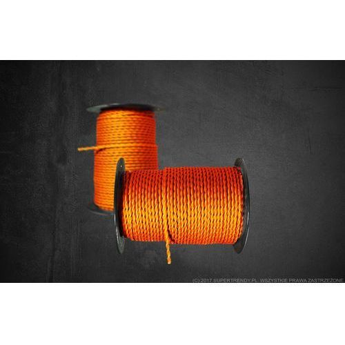 Oldlight Kabel w oplocie kbs-orange