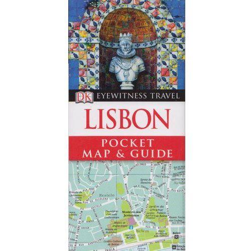 Lizbona przewodnik kieszonkowy Dorling Kindersley Lisbon (2010)