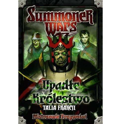 Cube - factory of ideas Summoner wars: talia frakcji - upadłe królestwo
