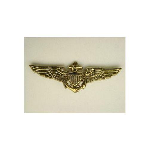 ODZNAKA PILOTÓW MARYNARKI USA 1941r DENIX MODEL 151 ()