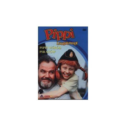 DVD PIPPI WŚRÓD PIRATÓW. Darmowy odbiór w niemal 100 księgarniach!