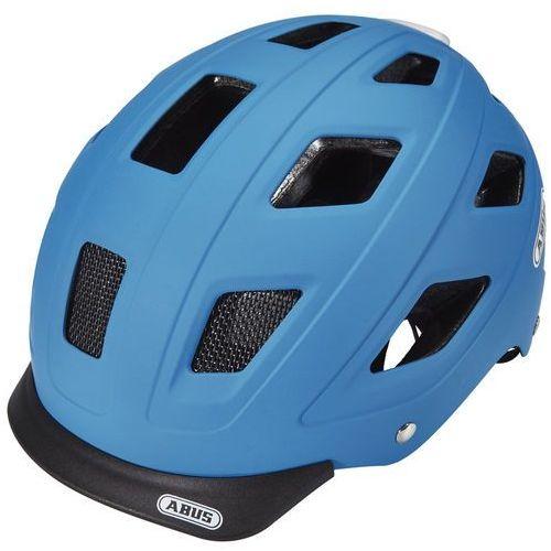 ABUS Hyban Kask rowerowy niebieski 52-58 cm 2018 Kaski rowerowe (4003318372704)