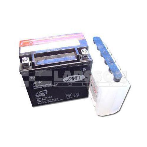 Akumulator bezobsługowy jmt ytx14l-bs (wpx14l-bs) 1100462 harley davidson xl 883 marki Jm technics