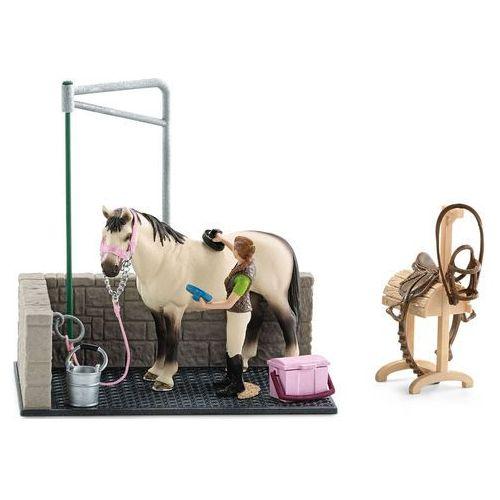 Akcesoria SCHLEICH Myjnia dla konia (4005086421042)