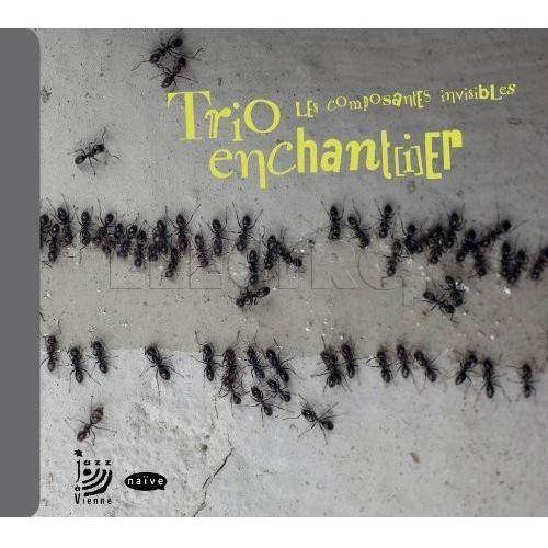 Trio En Chantier - Les Composantes Invisibles + Odbiór w 650 punktach Stacji z paczką!