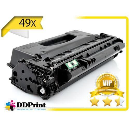 Toner 49x - q5949x do hp laserjet 1320, 1320n, 1320dn, 3390, 3392 - vip 6k - zamiennik marki Dd-print
