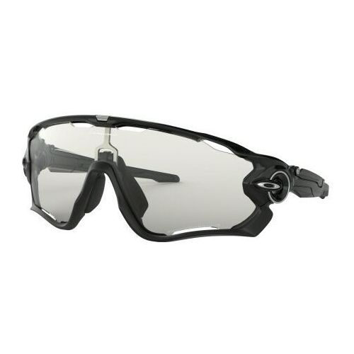 Okulary Oakley Jawbreaker Polished Black Clear Black Iridium Photochromic OO9290-14