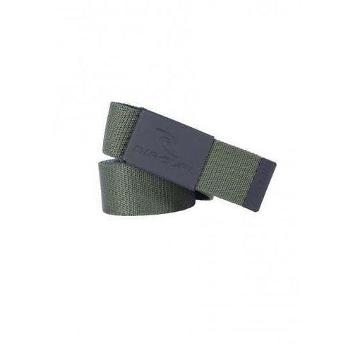 Rip curl Pasek - rad revo webbed belt dark olive (9389)