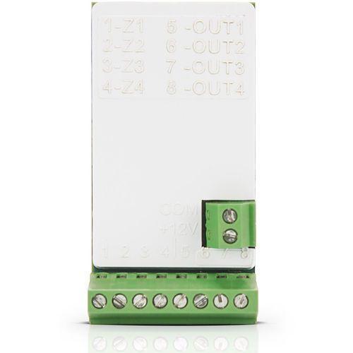 Abax 2 bezprzewodowy ekspander wejść i wyjść przewodowych acx-210 marki Satel