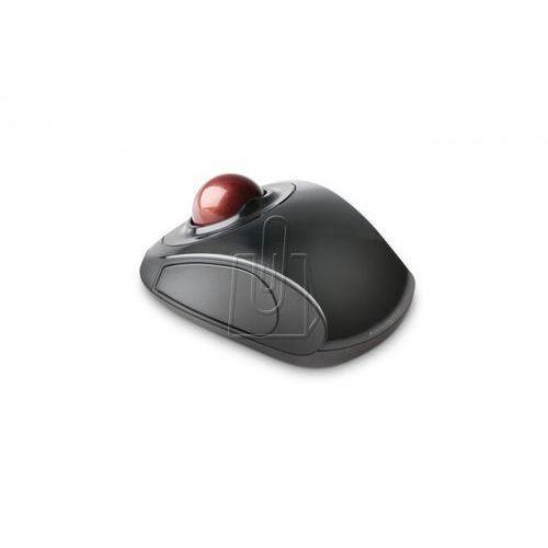 Kensington Bezprzewodowa mobilny trackball orbit czarny k72352eu