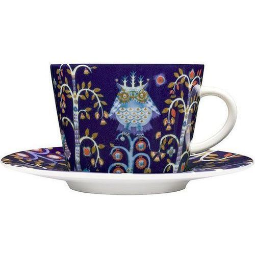 Filiżanka do cappuccino bez spodka taika niebieska marki Iittala