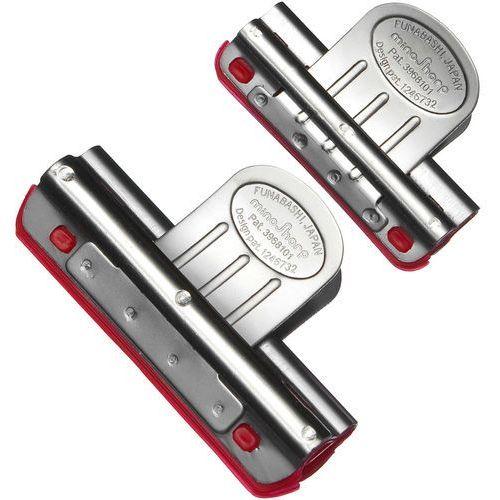 Global Uchwyty do ostrzenia noży kuchennych minosharp - 2 sztuki (504) (4543455550400)