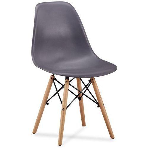 Krzesło amy dark grey marki Atreve