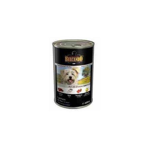jagnięcina, ryż, pomidor 800g dog marki Belcando
