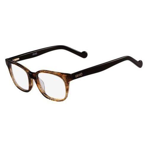 Okulary korekcyjne lj2651 265 marki Liu jo