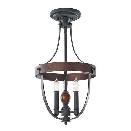 Lampa wisząca ALSTON FE/ALSTON3 - Elstead Lighting - Rabat w koszyku
