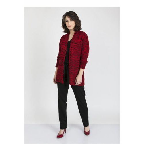 Sweter swe102 red/black marki Mkm