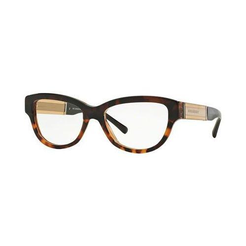 Burberry Okulary korekcyjne  be2208f asian fit 3559
