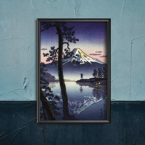 Plakat do pokoju Plakat do pokoju Fuji From Tago Bay