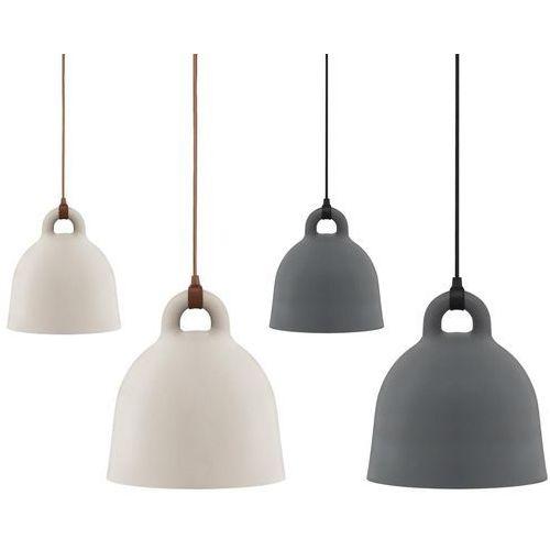 BELL - Lampa wisząca Szary śr. 55cm