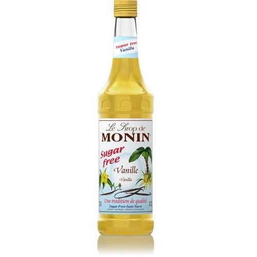 Monin Syrop smakowy vanilla sugar free, wanilia bez dodatku cukru 0,7 (3052910041182). Najniższe ceny, najlepsze promocje w sklepach, opinie.
