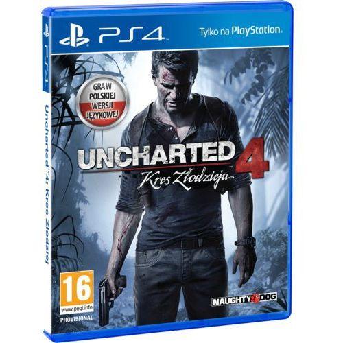 OKAZJA - Uncharted 4 Kres złodzieja (PS4)