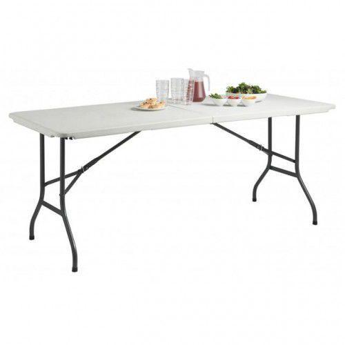 Stół ogrodowy prostokątny składany strong 152x70 cm marki Zenga.pl
