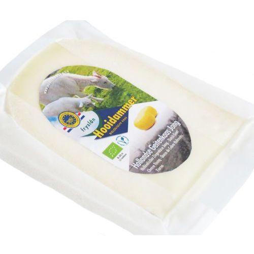 Hooidammer (sery dojrzewające) Kozi ser dojrzewający mild 50% tłuszczu bio 200 g hooidammer