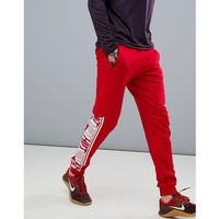 HIIT Joggers In Red - Red