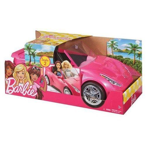 Mattel - barbie różowy kabriolet dla lalek - samochód