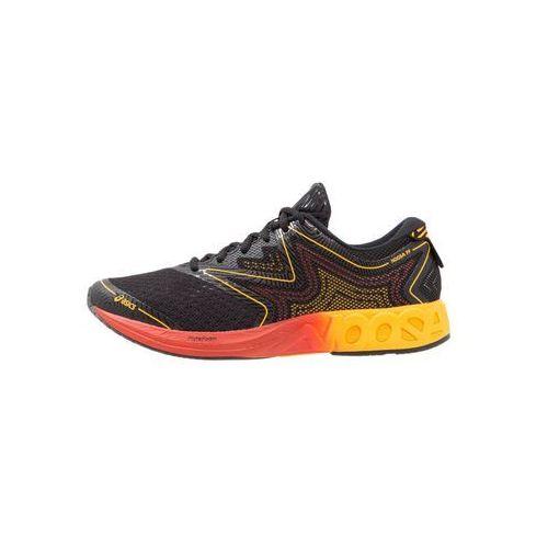 Asics noosa ff obuwie do biegania treningowe black/gold fusion/red clay