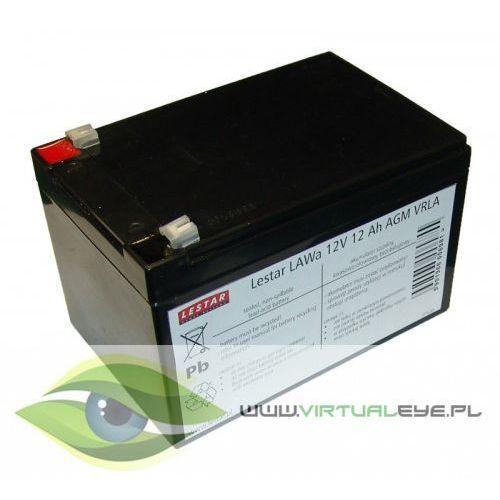 Akumulator wymienny LAWa 12V 12Ah AGM VRLA, 1_347517