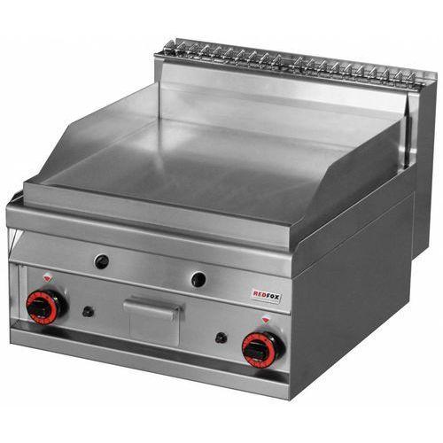 Płyta grillowa gazowa gładka nastawna | 550x560mm | 10500w marki Redfox