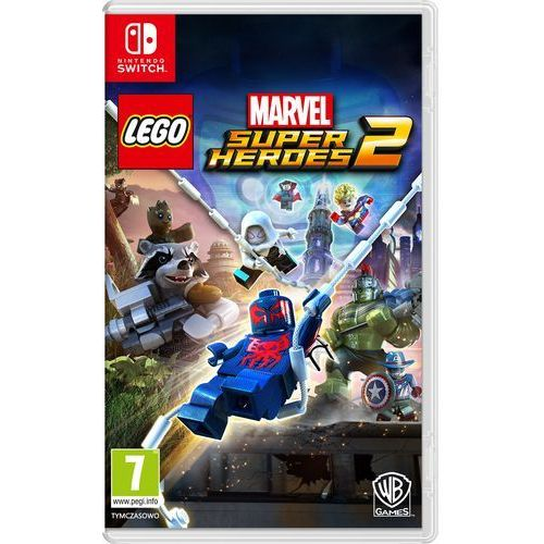 Cenega Gra nintendo switch lego marvel super heroes 2 + darmowy transport! (5051892210744)