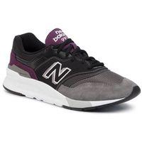 Sneakersy NEW BALANCE - CM997HEK Czarny Kolorowy, w 7 rozmiarach
