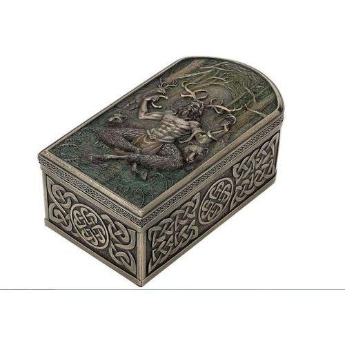 Veronese Celtycka szkatułka z cernunnosem (wu77541a4)