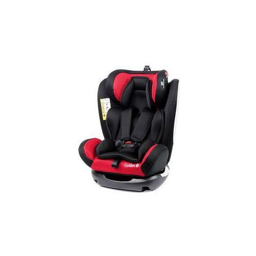 Fotelik samochodowy Golden 0-36kg BabySafe (red)