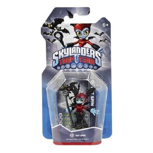 Skylanders trap team figurka bat spin marki Activision