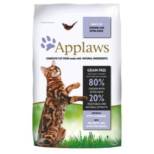 adult cat chicken & duck karma bezzbożowa dla kotów kurczak + kaczka opak. 400g/2kg/7,5kg nowość marki Applaws